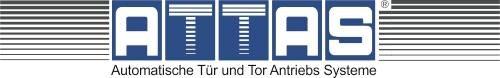 LOGO_ATTAS  - Automatische Tür und Tor Antriebs Systeme