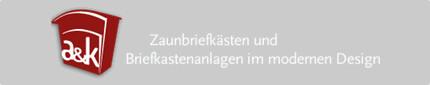 LOGO_Matthias Kolb & Volker Scheibe OHG a&k Briefkasten
