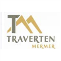 LOGO_KOMURCUOGLU / TRAVERTEN MERMER