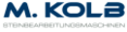LOGO_KOLB, M. Steinbearbeitungsmaschinen GmbH