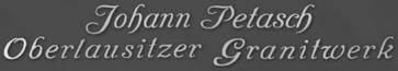 LOGO_Granitwerk Johann Petasch