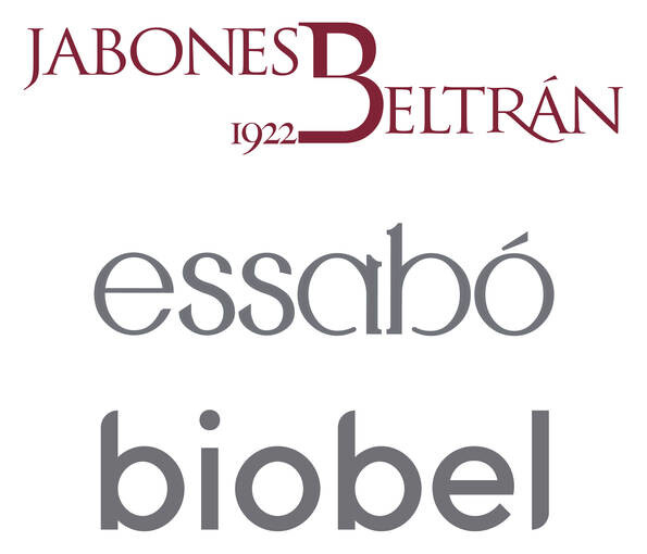 LOGO_Jabones Beltrán | ESSABO cosmetic soap | BIOBEL laundry soap