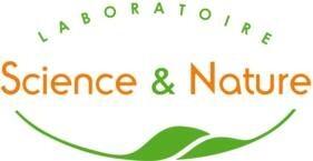 LOGO_Laboratoire Science et Nature