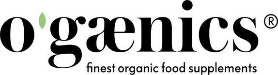 LOGO_Ogaenics - Finest organic food supplements
