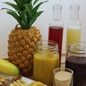 LOGO_Bio Fruchtsäfte, Pürees und Konzentrate, IQF Früchte