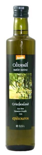 LOGO_Demeter Olivenöl nativ extra