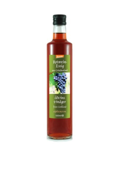 LOGO_Biodynamic wine vinegars: white, red, balsamic