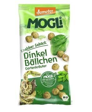 LOGO_Dinkel Bällchen, Gartenkräuter (Produktneuheit)