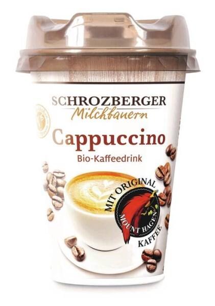 LOGO_Cappuccino Bio-Kaffeedrink