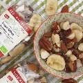 LOGO_Luxusleben - Macadamia Nuss-Frucht-Mix bio - ohne Rosinen -