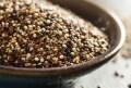 LOGO_Bio Quinoa – Weiß, Rot, Schwarz, Tricolor