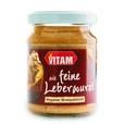 LOGO_wie feine Leberwurst - veganer Bio-Brotaufstrich
