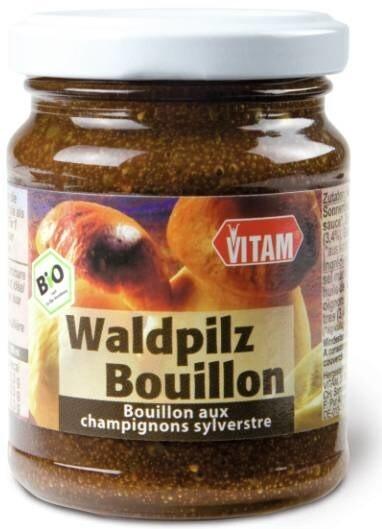 LOGO_Waldpilz Bouillon mit Bio-Hefeextrakt