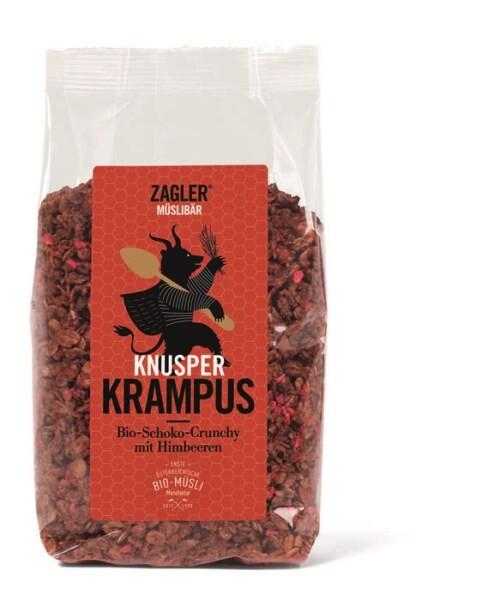 LOGO_ZAGLER Organic-Krampus-Crunchy 500g