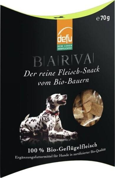 LOGO_BARVA Belohnungssnack Bio-Geflügel