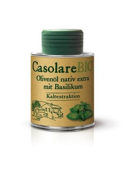 LOGO_Olivenöl nativ extra mit Basilikum