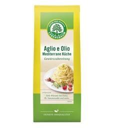 LOGO_Aglio e Olio - Mediterrane Küche