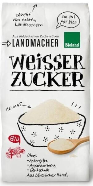 LOGO_Landmacher Bioland Weißer Rübenzucker