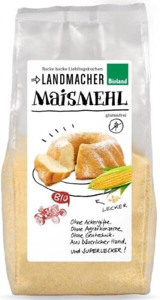 LOGO_Landmacher Bioland Maismehl - glutenfrei
