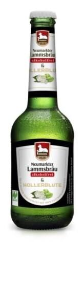 LOGO_Lammsbräu Alkoholfrei & Hollerblüte