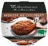 LOGO_WHMM Mousse au Chocolat Noir, 80g