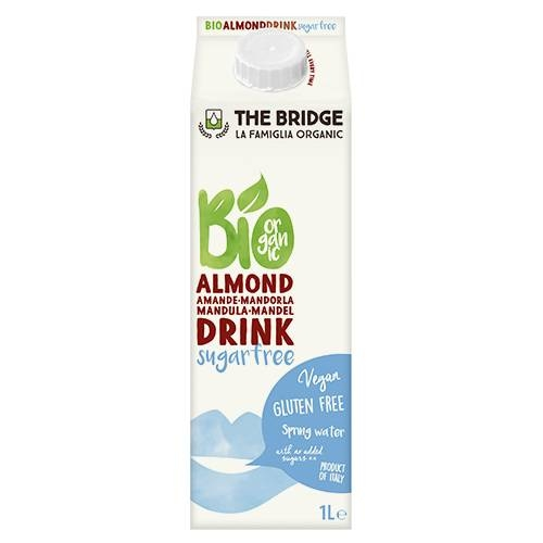 LOGO_BIO ALMOND DRINK SUGARFREE