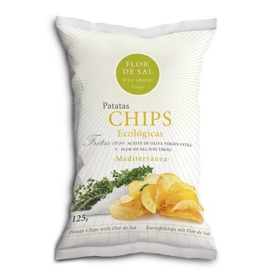 LOGO_Flor de Sal d'Es Trenc Chips Mediterránea