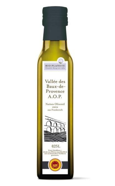 LOGO_Natives Olivenöl extra Vallée des Baux-de-Provence A.O.P.