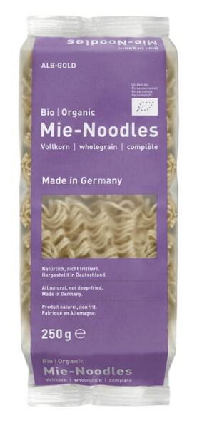 LOGO_ALB-GOLD Organic Wholegrain Mie-Noodles