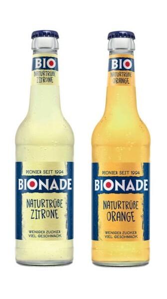 LOGO_BIONADE Naturtrübe Zitrone und BIONADE Naturtrübe Orange