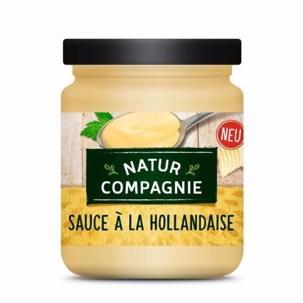LOGO_NATUR COMPAGNIE Sauce à la Hollandaise