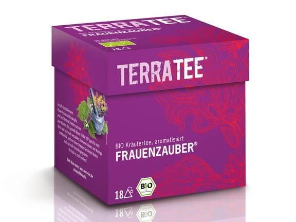 LOGO_TERRA TEE® Frauenzauber®