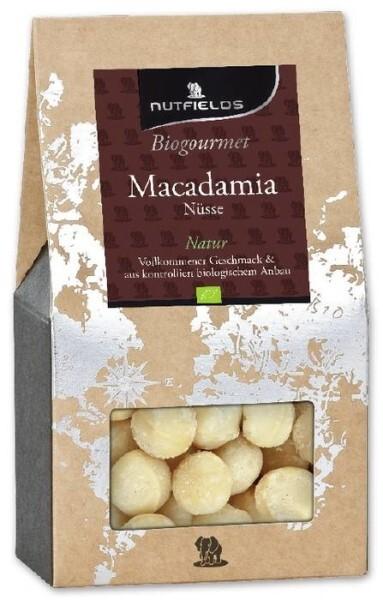 LOGO_Macadamia: organic macadamia from Kenia