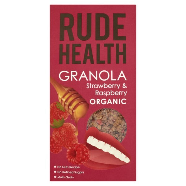 LOGO_Rude Health Strawberry & Raspberry Granola Organic