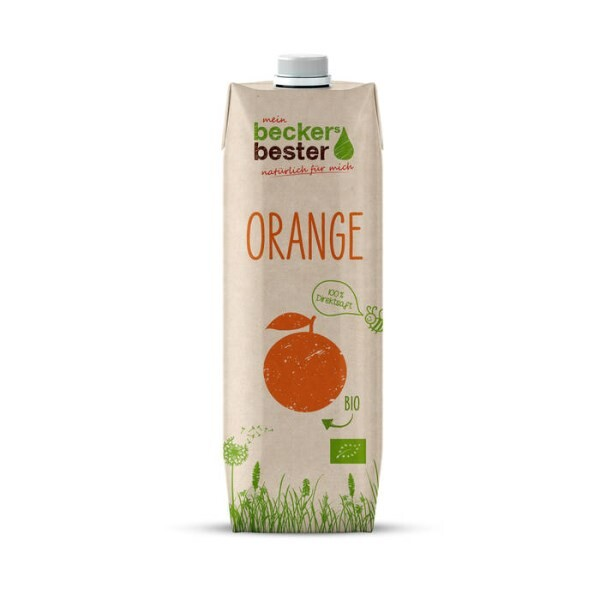 LOGO_Organic orange juice in Tetra Pak Craft packaging