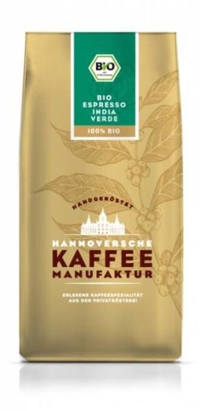 LOGO_Bio Espresso India Verde