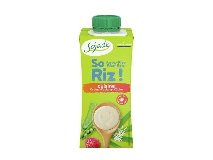 LOGO_Organic rice-based cream alternative 20cl