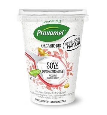 LOGO_Provamel Soya Alternative to Quark Unsweeted