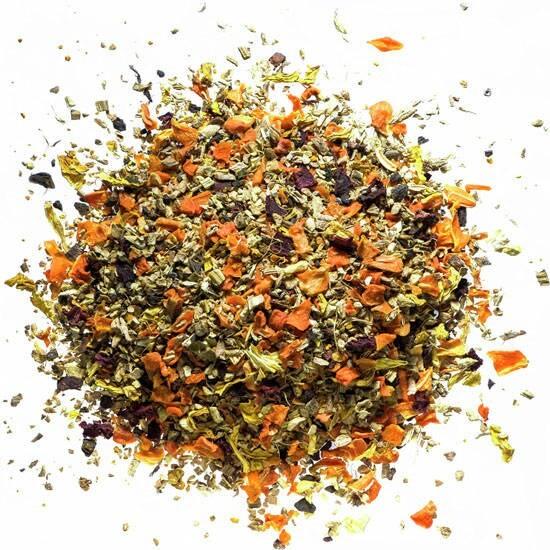 LOGO_Tailor-made tea blends – Starring organic sweet blackberry leaves & more