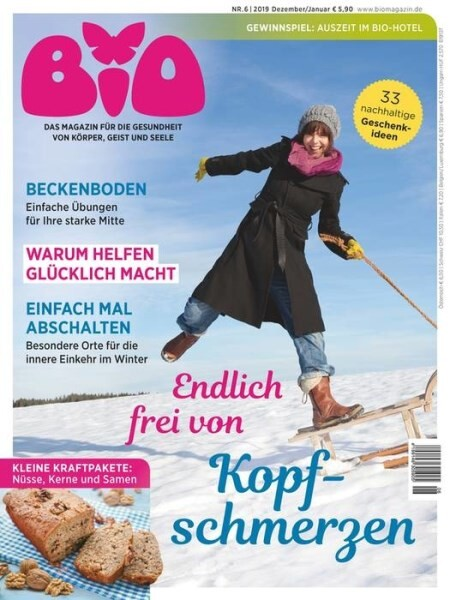 LOGO_BIO - Das Magazin für die Gesundheit von Körper, Geist und Seele
