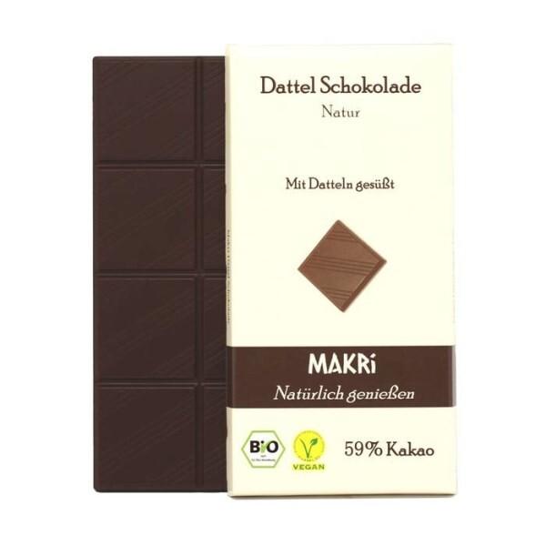 LOGO_Bio Dattel Schokolade Natur