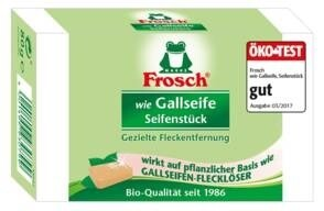 LOGO_Frosch like Gall Soap Soap Bar 80g