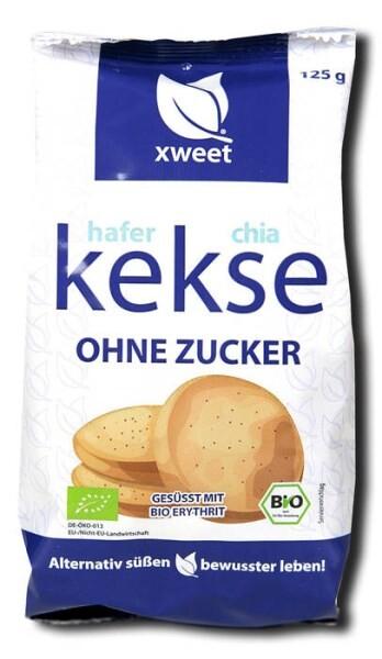 LOGO_Kekse ohne Zucker in den Sorten dinkel vollkorn und hafer chia
