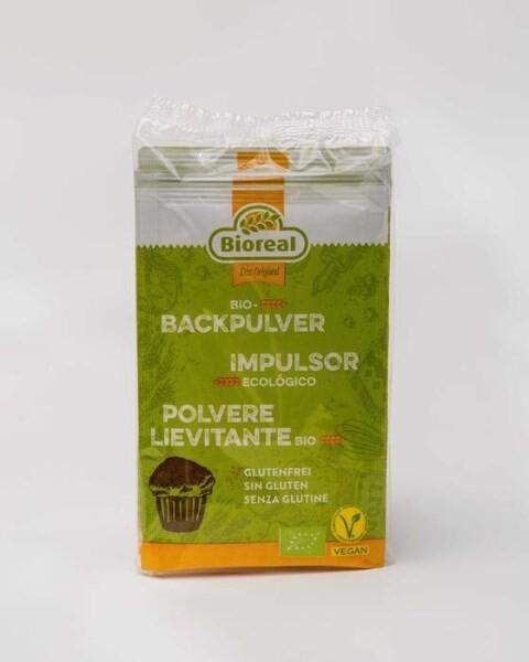 LOGO_Bioreal® Organic Baking Powder