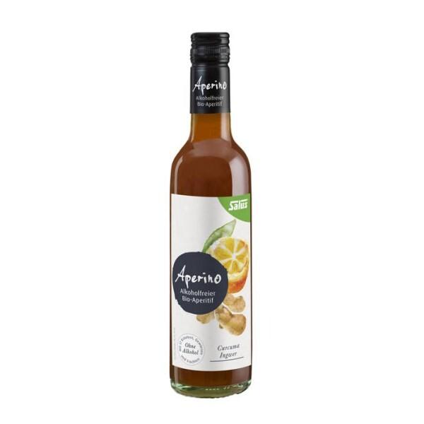 LOGO_Aperino® non-alcoholic organic aperitif curcuma ginger