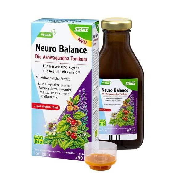 LOGO_Salus® Neuro Balance Bio Ashwagandha Tonikum