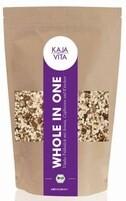 LOGO_KAJA ViTA - intelligente Frühstück - Vital und nährstoffreich in den Tag.
