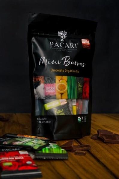LOGO_Pacari Bio-Schokolade Mini-Bar-Pack (12 x 10 g)