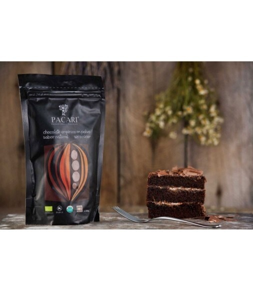 LOGO_Pacari Organic Chocolate Powder Raw, unsweetened