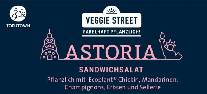 LOGO_Excellent plant-based and gluten-free SANDWICH SALADS (6 SORTS, ambient, jars)